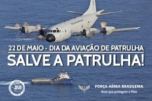 Assista à homenagem ao Dia da Aviação de Patrulha
