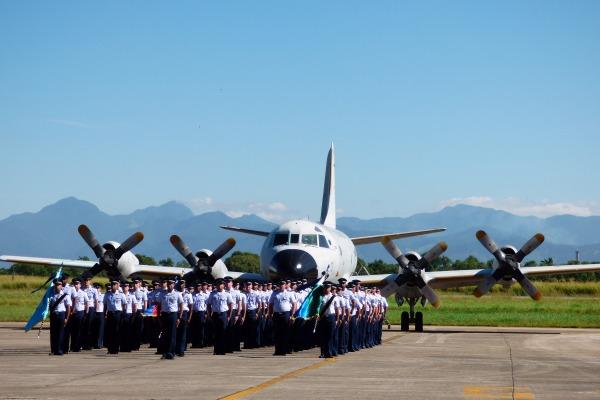 Dia da Aviação de Patrulha é celebrado na Ala 12, no Rio de Janeiro