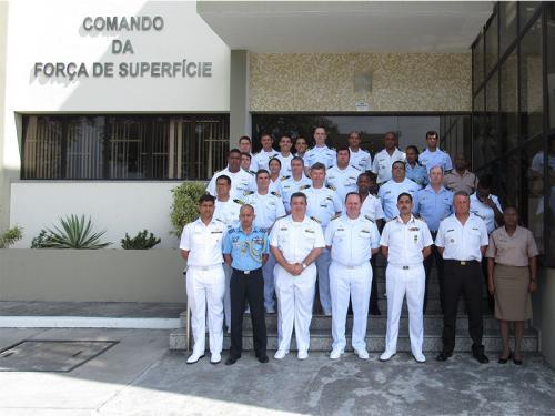 """Militares das Marinhas da África do Sul, do Brasil e da Índia participarão da """"Operação Ibsamar VI"""""""