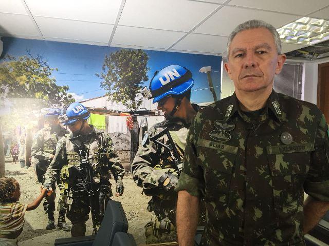 General do Exército Brasileiro irá comandar maior Missão de Paz do mundo da Organização das Nações Unidas
