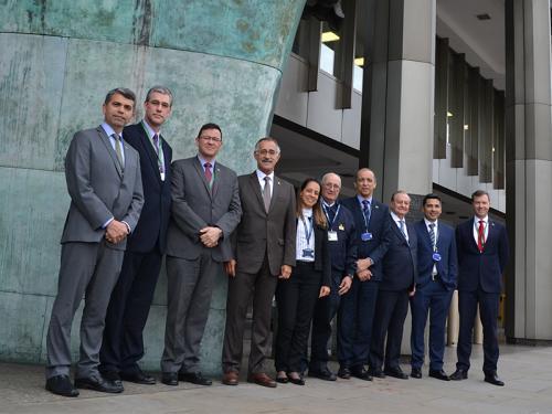Brasil participa do Comitê Legal na Organização Marítima Internacional