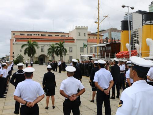 Diretoria de Portos e Costas celebra a Data Magna da Marinha
