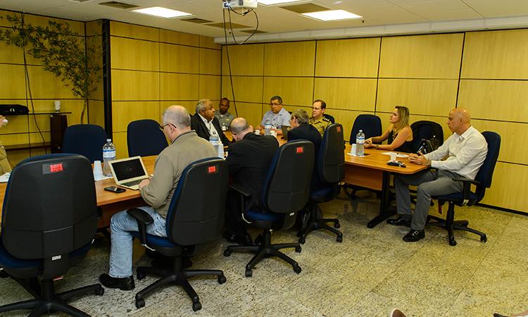 Grupo executivo do SGDC apresenta alguns resultados da Avaliação Operacional em curso da Banda X