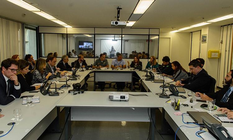 Ministério da Defesa sedia reunião do Subcomitê Federal da Operação Acolhida