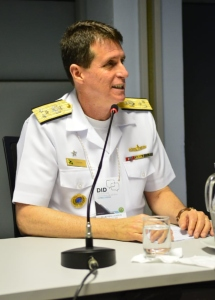 Brasil e Estados Unidos discutem parcerias na indústria de defesa
