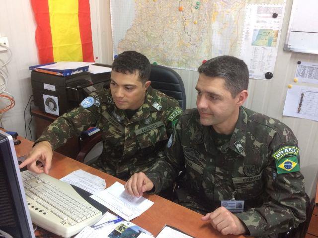 Exército Brasileiro na Força Interina das Nações Unidas no Líbano