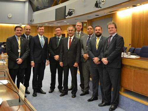 Brasil participa da 42ª Sessão do Comitê de Facilitação da Organização Marítima Internacional
