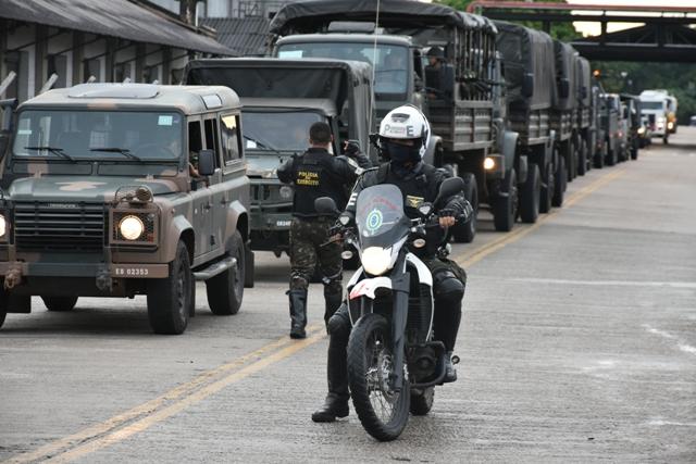Exército Brasileiro atuou para garantia e manutenção de serviços essenciais à sociedade no Norte do País