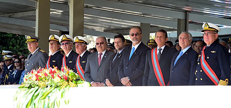 Marinha do Brasil comemora os 153 anos da Batalha Naval do Riachuelo