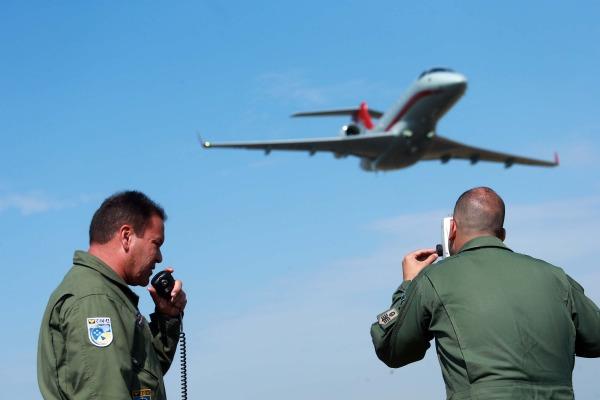 FAB faz testes para viabilizar inspeção em voo com Aeronave Remotamente Pilotada