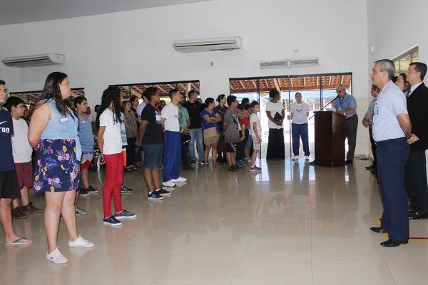 PROFESP tem início em Campo Grande para mais de 40 crianças