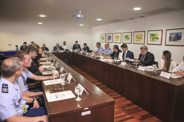 Comitê de Desenvolvimento do Programa Espacial Brasileiro se reúne para reunião plenária