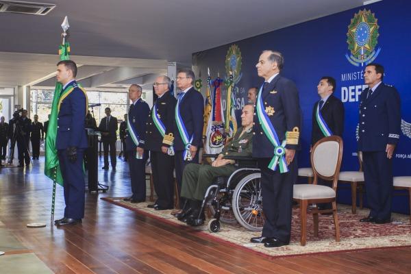 Condecoração da Ordem do Mérito da Defesa