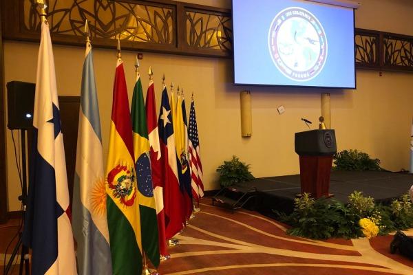 Conferência reúne 20 Forças Aéreas do continente americano