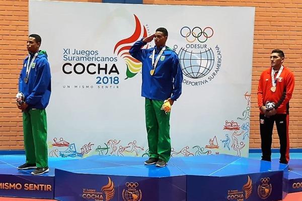 Militares da FAB conquistam medalhas em diversos campeonatos