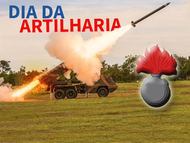 Dia da Artilharia – 10 de junho