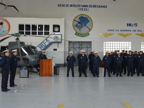 5º Esquadrão de Helicópteros de Emprego Geral celebra 20 anos com presença de alunos da rede pública