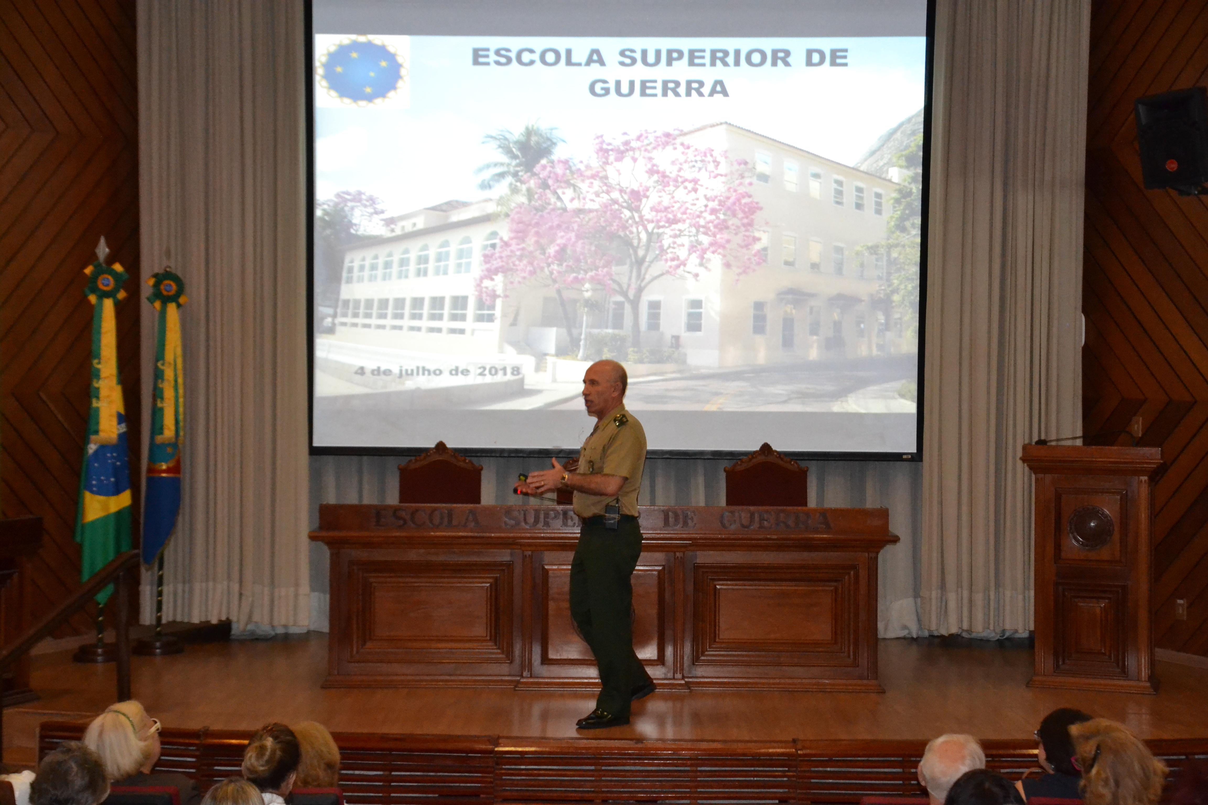 Aula Inaugural do Programa