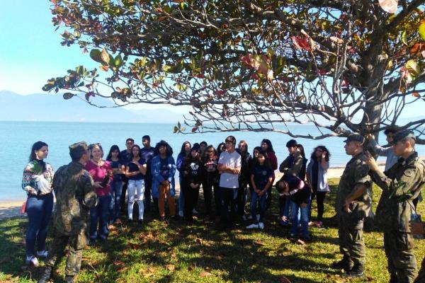 Base Aérea de Florianópolis comemora Dia de Proteção às Florestas