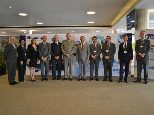 Brasil participa do Conselho C 120 da Organização Marítima Internacional (IMO)