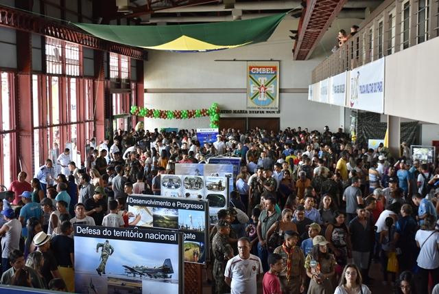 Comando Militar do Norte apresenta ao público trabalho operacional do Exército na Amazônia Oriental