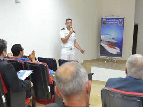 Capitania dos Portos de Alagoas realiza workshop do Programa de Ensino Profissional Marítimo para Portuários