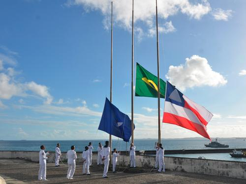 Comando do 2º Distrito Naval celebra vitória nas lutas pela Independência do Brasil na Bahia