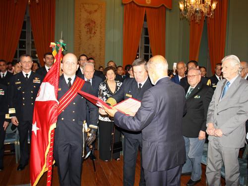 Corpo de Fuzileiros Navais é contemplado pela Academia Brasileira de Letras com a Medalha Machado de Assis