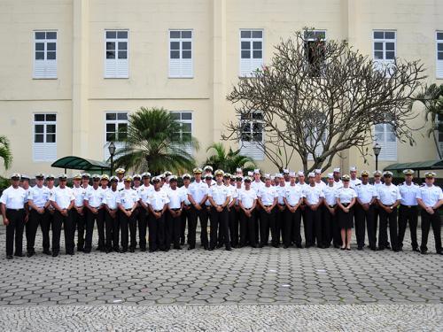 Curso de Segurança em Embaixadas forma 36 militares