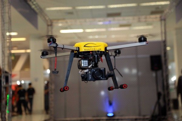 Departamento de Controle do Espaço Aéreo tira dúvidas de internautas sobre drones