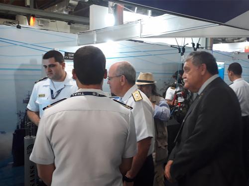 Diretoria-Geral de Desenvolvimento Nuclear e Tecnológico da Marinha participa da RIDEX e Mostra BID