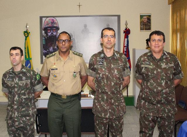Exercício de Assistência e Proteção para os Estados Partes da América Latina e Caribe