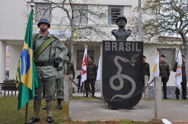 Em Rio Negro, solenidade celebra os 107 anos do Sgt Max Wolf Filho, que tombou como herói, em solo europeu