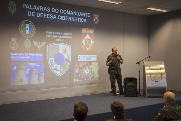 Governo e empresas privadas realizam treinamento contra ataques cibernéticos