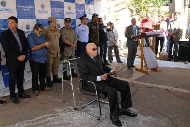 Herói da Força Expedicionária Brasileira, Capitão Waldyr O´Dwyer faz 102 anos de vida e ganha homenagem