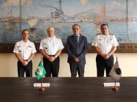 Marinha do Brasil assina protocolo