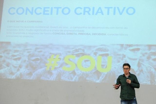 Parceria aproxima Exército e Universidade e gera novos produtos de Comunicação Social
