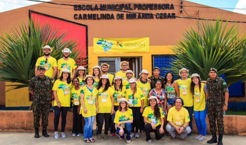 Rondon capacita moradores e gestores municipais em Alagoas