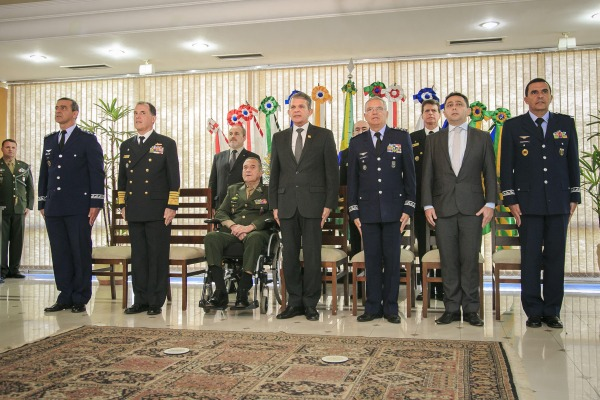 Tenente-Brigadeiro Amaral é o novo Secretário-Geral do Ministério da Defesa