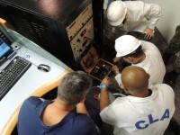 CLA lanca foguete de treinamento