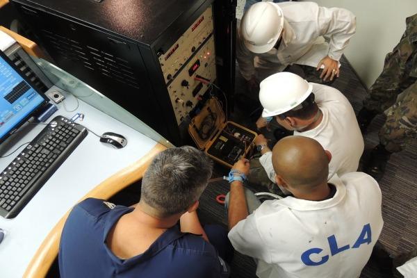 CLA lança foguete de treinamento pela primeira vez em período noturno