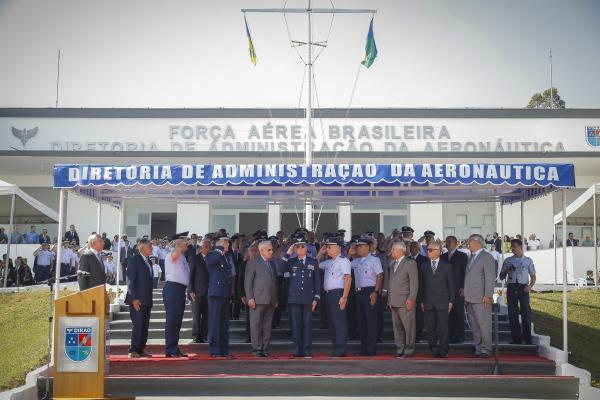 Cerimônia em homenagem ao Dia da Intendência tem participação do Comandante no RJ