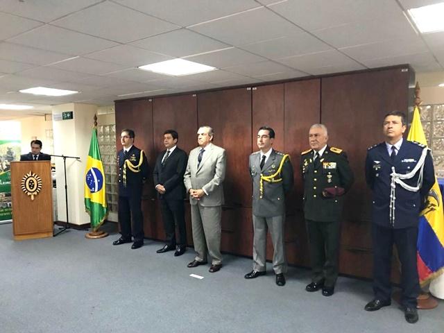 Dia do Soldado comemorado no Equador