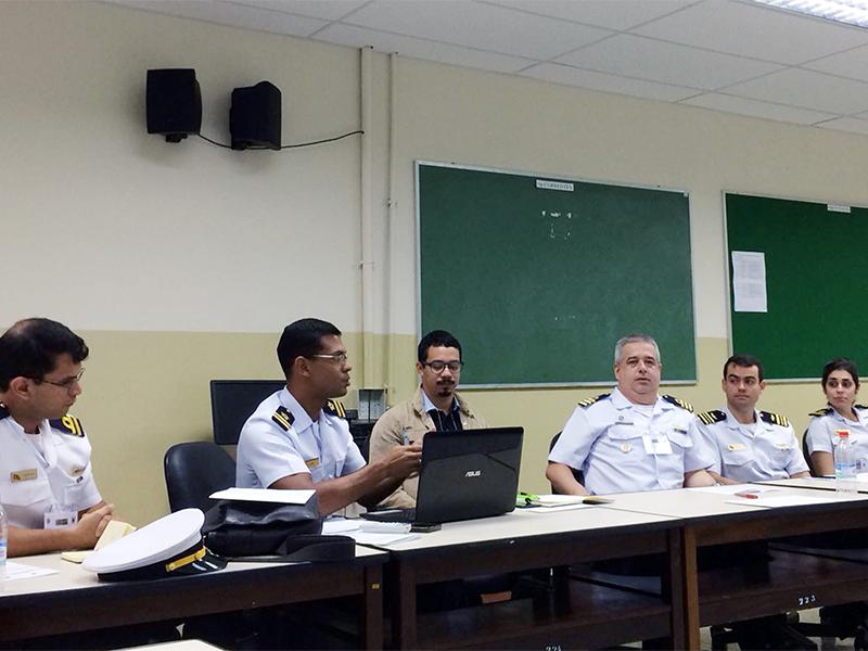 Diretoria do Patrimônio Histórico e Documentação da Marinha participa do III Simpósio Nacional de História Militar