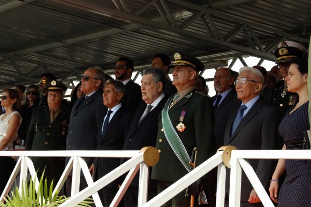 Em solenidade do Dia do Soldado em São Paulo, militares foram agraciados com a medalha Sangue do Brasil