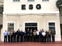 ESG recebe visita do CAPES