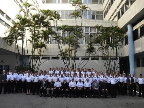 Escola de Guerra Naval forma Segunda Turma/Fase II do Curso de Estado-Maior para Oficiais Intermediários de 2018