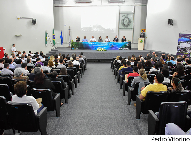 Marinha e UFRN realizam cerimônia alusiva aos 20 anos do Arquipélago de São Pedro e São Paulo