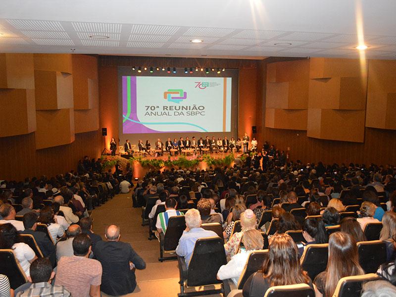 Marinha participa da 70ª Reunião Anual da SBPC: o maior evento científico-tecnológico da América Latina