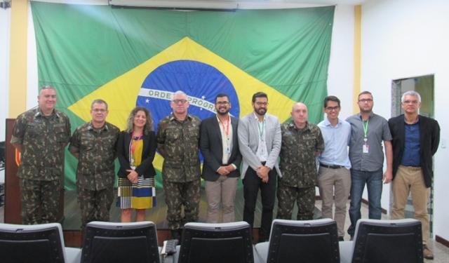 Policlínica inaugura Projeto de Eficiência Energética 1ª Região MIlitar